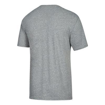 Back (Adidas Retro Short Sleeve Tee Shirt - Quebec Nordiques - Mens)