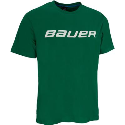 Green (Bauer Core Tee Shirt - Boys)
