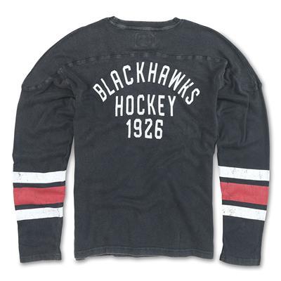 Back (Gibson Tee - Blackhawks - Adult)