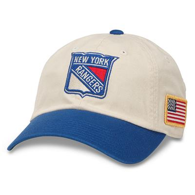 (American Needle United Slouch Cap - Rangers - Adult)