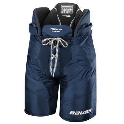 Navy (Bauer Nexus N9000 Hockey Pants - Womens)