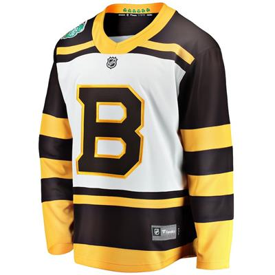 Front (Fanatics Boston Bruins 2019 Winter Classic Replica Jersey - Adult)