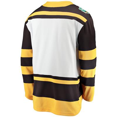 Back (Fanatics Boston Bruins 2019 Winter Classic Replica Jersey - Adult)