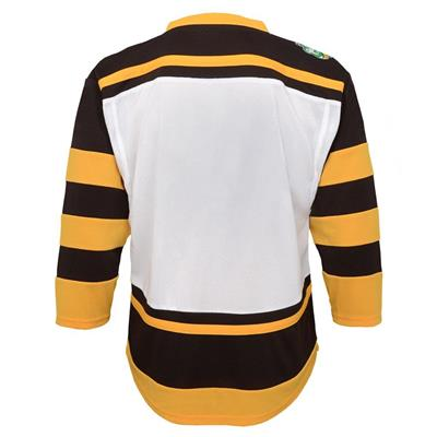 Back (Adidas Boston Bruins 2019 Winter Classic Replica Jersey - Youth)