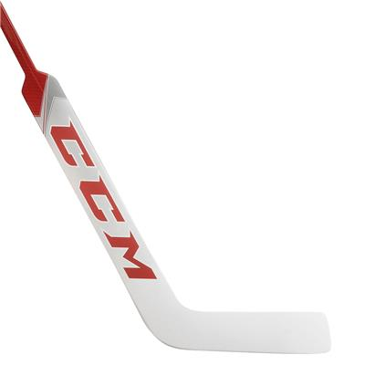 White/Red (CCM Premier P2.5 Composite Goalie Stick - Senior)