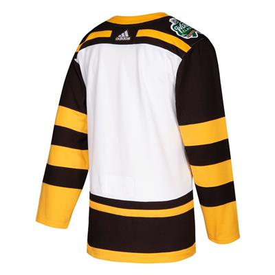 Back (Adidas Boston Bruins 2019 Winter Classic Authentic Jersey - Adult)