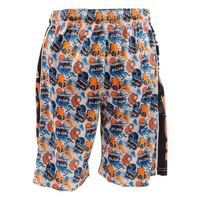Back (Flow Society Power Play Shorts - Youth)