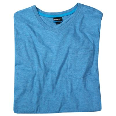 (Bauer V-Neck Pocket Tee Shirt - Senior)