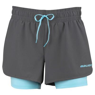 (Bauer Hockey Training Shorts - Womens)