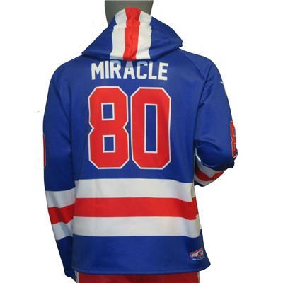 (USA Hockey Miracle Hoody - Adult)