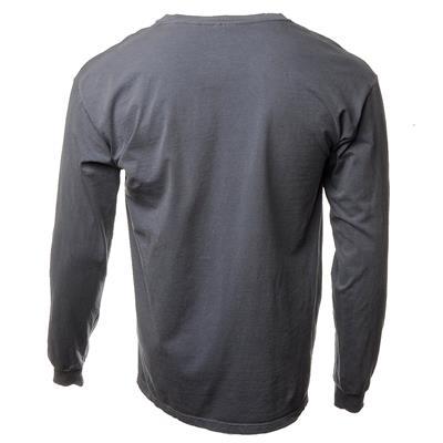 Back (Everyday Long Sleeve Tee Shirt Midnight - Adult)