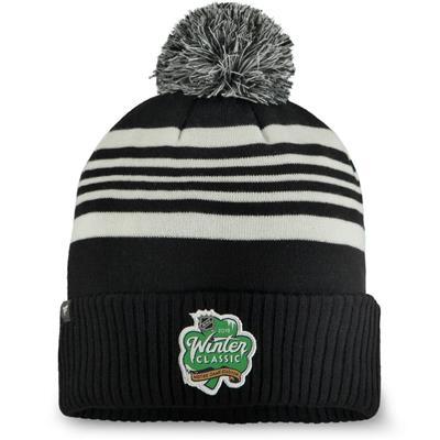 Back (Fanatics Chicago Blackhawks 2019 Winter Classic Pom Knit Hat) 45d04df65e8