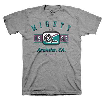 Mighty Anaheim Short Sleeve Tee - Adult  02294df0c