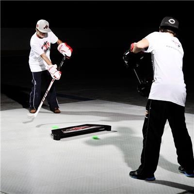 (HockeyShot Extreme Passer Pro)