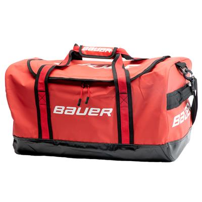 Red/Black (Bauer Vapor Pro Hockey Duffle Bag)