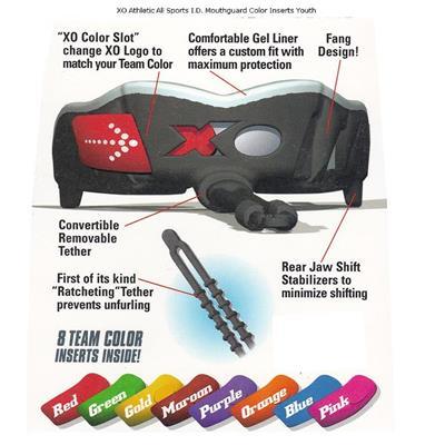 Technology (XO Athletic I.D. Mouthguard)