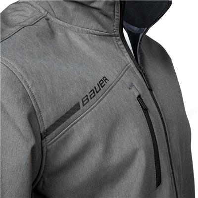 (Bauer Team Softshell Hockey Jacket - 2017 - Senior)