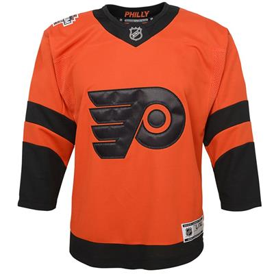 Front (Adidas Philadelphia Flyers 2019 Stadium Series Replica Jersey - Youth)