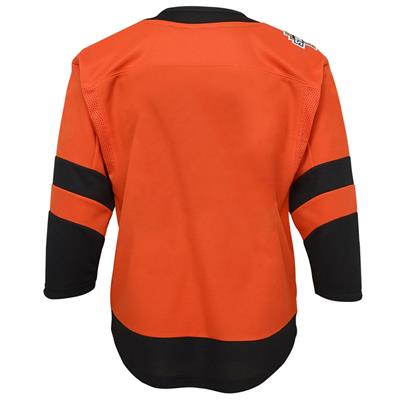 Back (Adidas Philadelphia Flyers 2019 Stadium Series Replica Jersey - Youth)