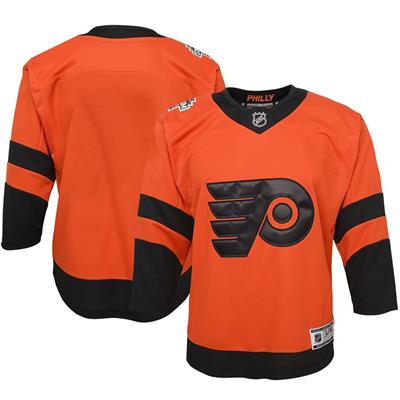 (Adidas Philadelphia Flyers 2019 Stadium Series Replica Jersey - Youth)