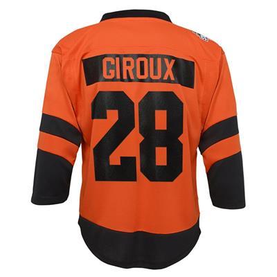 Back (Adidas Philadelphia Flyers 2019 Stadium Series Giroux Replica Jersey - Youth)