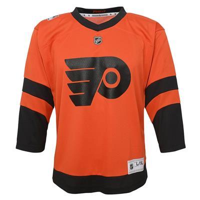 Front (Adidas Philadelphia Flyers 2019 Stadium Series Giroux Replica Jersey - Youth)