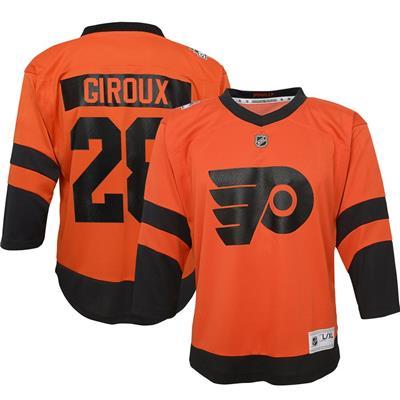 (Adidas Philadelphia Flyers 2019 Stadium Series Giroux Replica Jersey - Youth)