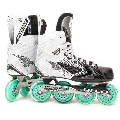 be80a7431dc (Mission Mission Inhaler FZ-5 Inline Hockey Skates - Senior)