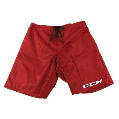 Red (CCM Pant Shell - Junior)