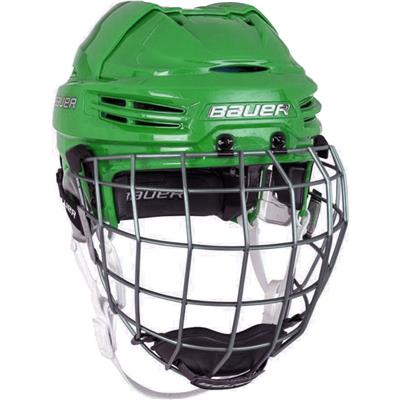 (Bauer RE-AKT Hockey Helmet Combo)