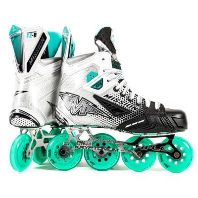 df15501a738 (Mission Inhaler FZ-0 Inline Hockey Skates - Senior)