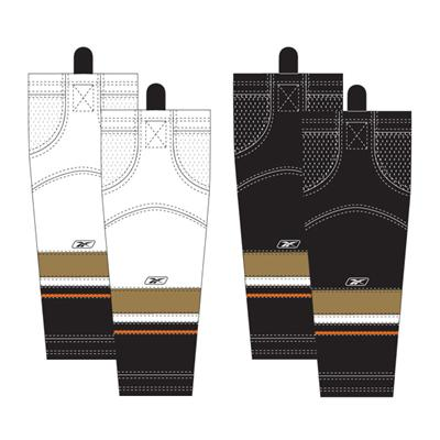 Junior (Reebok Anaheim Ducks Edge SX100 Hockey Socks)