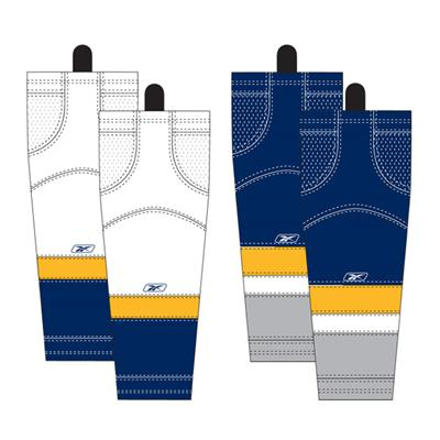 Junior (Reebok Nashville Predators Edge SX100 Hockey Socks)