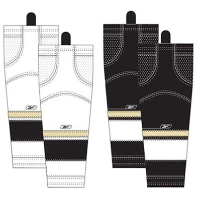 Junior (Reebok Pittsburgh Penguins Edge SX100 Hockey Socks)