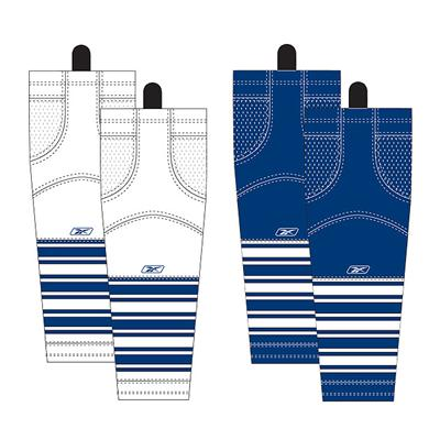 Junior (Reebok Toronto Maple Leafs Edge SX100 Hockey Socks)