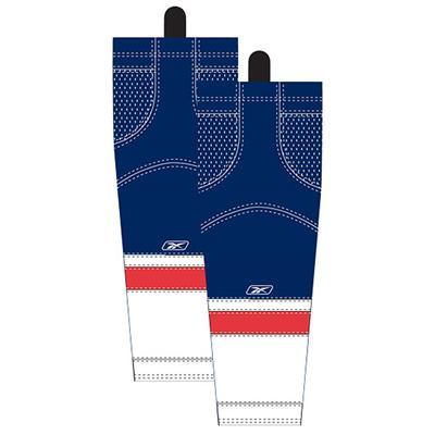 Away/White (Reebok Washington Capitals Edge SX100 Hockey Socks)