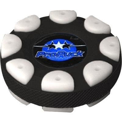 Black (Pro Puck Inline Hockey Puck)