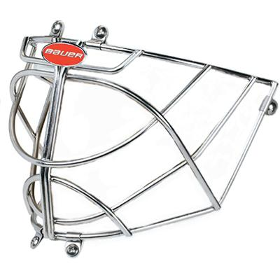 Chrome (Bauer Profile Non-Certified Replacement Cage)