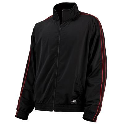 Black/Red (Easton Track Jacket)