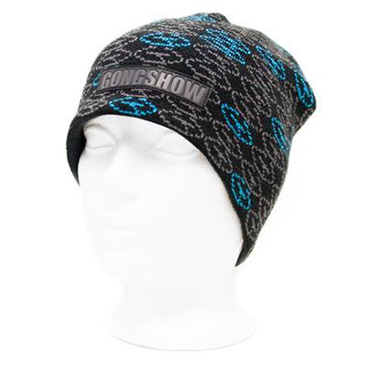 9b920a44ce5 Black (Gongshow Hockey DNA Beanie Winter Hat)