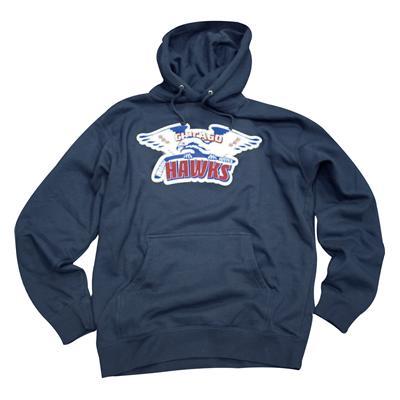Navy (Chicago Hawks Hoodie)