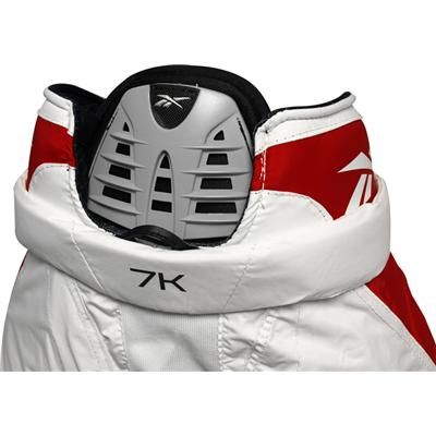 Back protection (Reebok 7K Custom Player Pants)