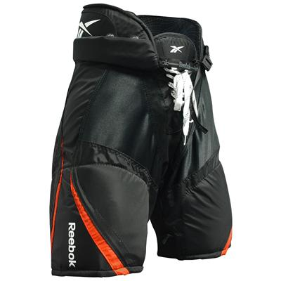 Black/Black/Orange (Reebok 7K Custom Player Pants)