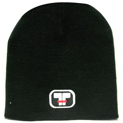 Back with logo (Ice Breaker Knit Hat - Adult)