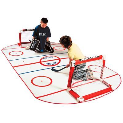 One Size (Mylec Mini Hockey Rink Mat)