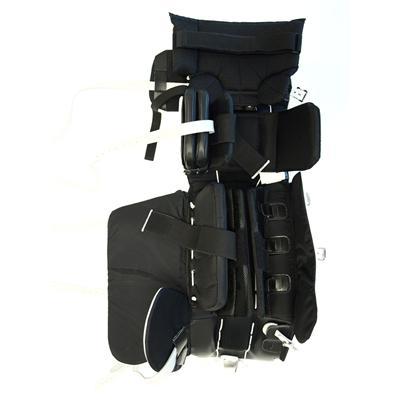Bauer RX8 Re-Flex Goalie Leg Pads - Senior