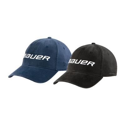 Navy & Black (Bauer 9TWENTY Adjustable Hat)