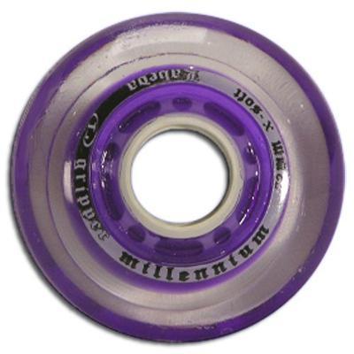 Purple (Labeda Gripper Millennium Inline Wheels)