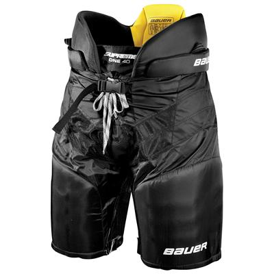 Black (Bauer Supreme One40 Player Pants)