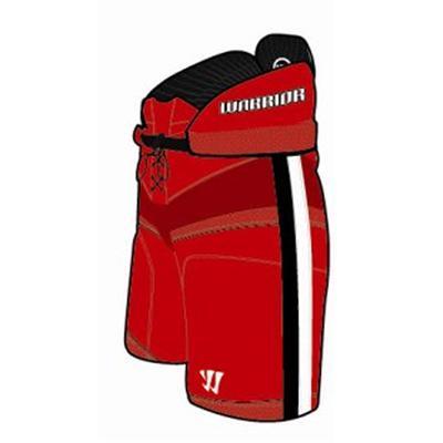 Red/Black/White (Warrior Bonafide Player Pants '12 Model)